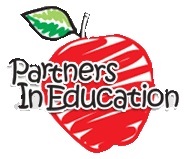 Click to Partners in Education web page