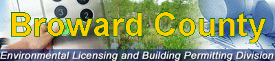 Click to Broward County Permitting Division