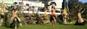 Samoan Fire - Knife Dance