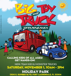 Big Toy & Truck Extravaganza
