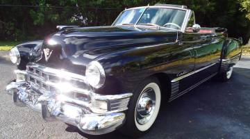 1949 Cadillac Series '62' Convertible