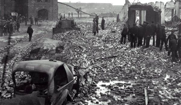 Aftermath of the 1944 Cleveland Natural Gas Disaster