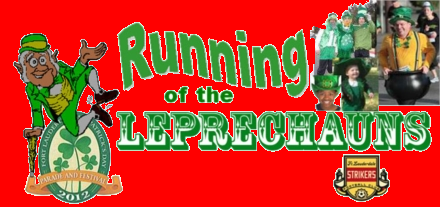 Running with the Leprechauns