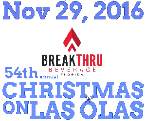 Click to Christmas on Las Olas