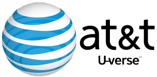 Click to AT&T Uverse website