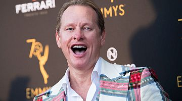 Actor, Designer and Author Carson Kressley