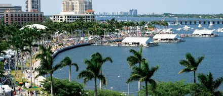 SunFest in West Palm Beach